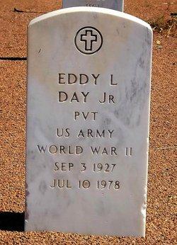 Eddy L Day, Jr