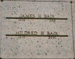 Mildred H. Mickey <i>Koch</i> Bair
