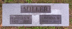 Laverna M. <i>Worthington</i> Miller