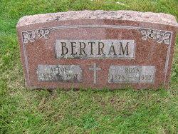 Rosa R <i>Schmitz</i> Bertram