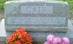Kathryn <i>Jones</i> Cain