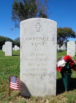 Lawrence J Kunz
