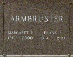 Margaret P. <i>Foley</i> Armbruster