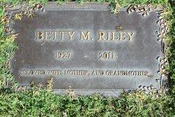 Betty Mae Riley