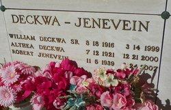 William Joseph Deckwa, Sr