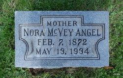 Nora <i>Curry</i> Angel