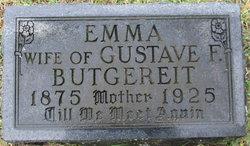 Emma <i>Kelling</i> Butgereit