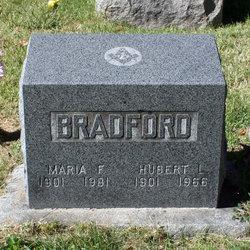 Maria <i>Mapes</i> Bradford