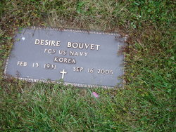 Desire Jack Bouvet, Jr