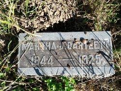Martha Jane <i>Wyatt</i> Bartlett