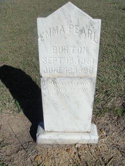 Emma Pearl Burton