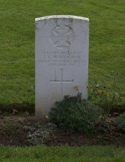 John Edward Woodcock