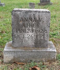 Anna V Ailey