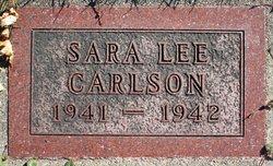 Sara Lee Carlson