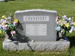 Lena Yvonne <i>Stebbins</i> Chenevert