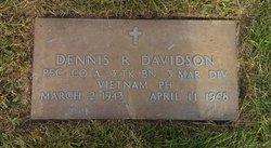 PFC Dennis Robert Davidson