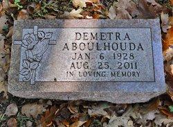 Demetra <i>Roussis</i> Aboulhouda