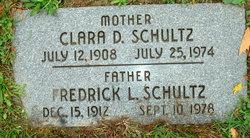 Frederick L Schultz