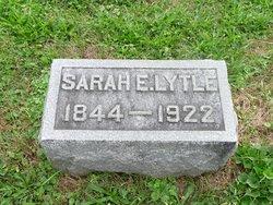 Sarah E. <i>McKinney</i> Lytle