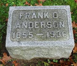 Frank O Anderson
