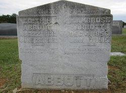 William Ambrose Abbott
