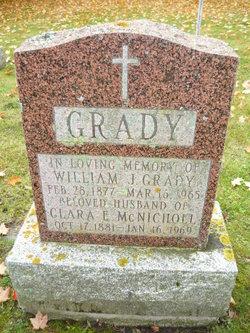 Clara Elizabeth <i>McNicholl</i> Grady