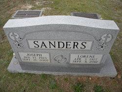 Joseph Joe Sanders