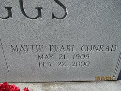 Mattie Pearl <i>Conrad</i> Briggs