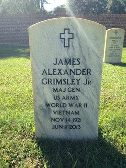 Gen James Alexander Grimsley, Jr