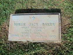 Burlie Jack Baker