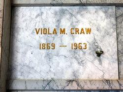 Viola May <i>Johnson</i> Craw