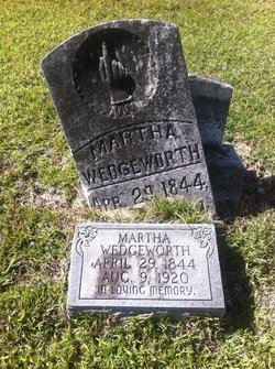 Martha <i>Morrow</i> Wedgeworth