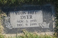 Veon <i>Hill</i> Dyer