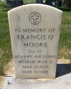 Lieut Francis O Moore