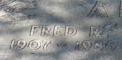 Fred R. Ahrend