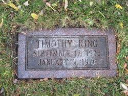 Timothy King