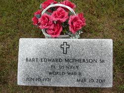 Bart Edward Scotty McPherson