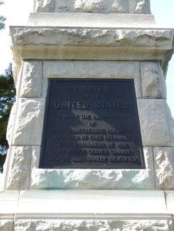 Confederate War Dead Monument