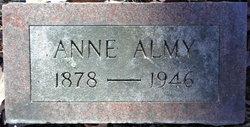 Ann <i>Johnston</i> Almy