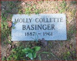 Molly <i>Collette</i> Basinger