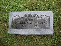 Mildred M <i>Fick</i> Drewes