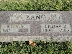 William D. Zang
