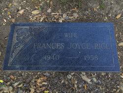 Frances Joyce <i>Stabile</i> Rice