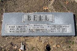 Rachel <i>Kirkwood</i> Bell