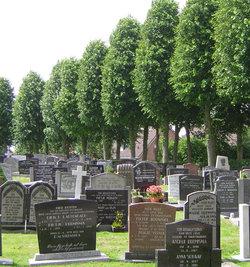 Berlikum Hervormde Kerk Begraafplaats