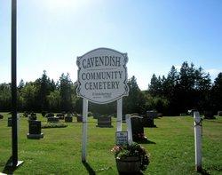 Cavendish Community Cemetery