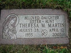 Theresa M. Martin