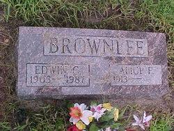 Edwin C Brownlee