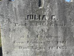 Julia C Simpson
