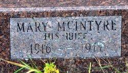 Mary <i>McIntyre</i> Lozo